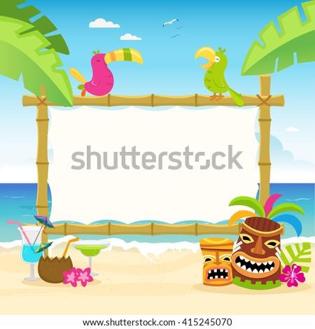 hawaiian billboard