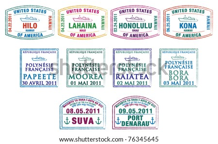 hawaiian  french polynesian and