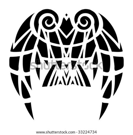 falcon. feather. Hawk tattoo. aggressive