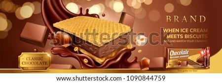 hazelnut chocolate ice cream