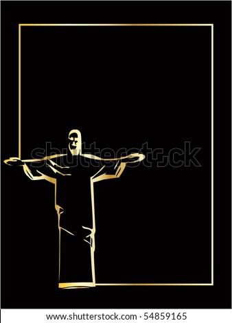he vector iesus christ rio de