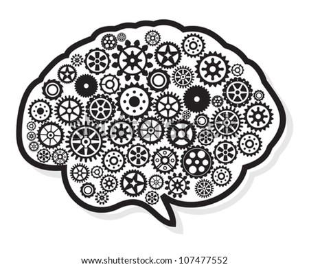 head and brain gear in progress