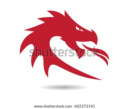 dragon heads download free vector art stock graphics images