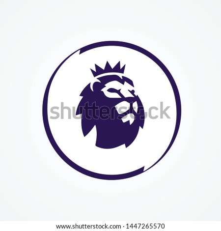 head lion king logo of the new