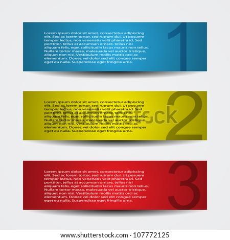Header designs