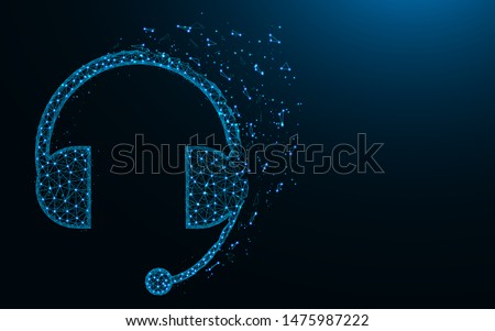 headphone with microphone low