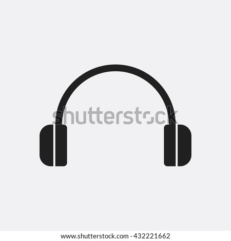 headphones icon  headphones