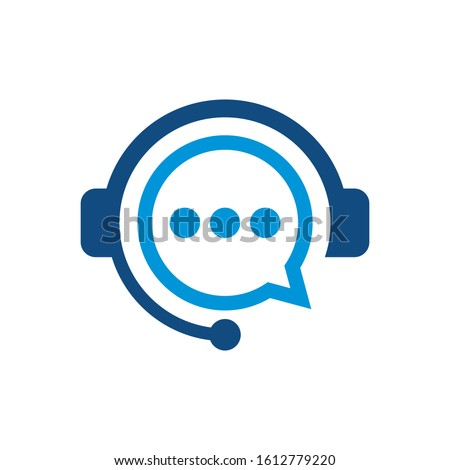 Headphones Logo can be used for company, icon, and others.