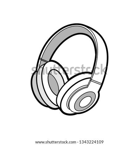 headphones wireless white