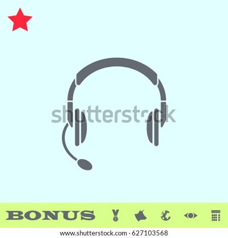 headset  headphones with