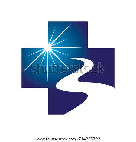 Health care and medical Logo Vector