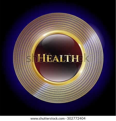 Health gold badge