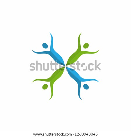 Health Logo icon design Template #1260943045