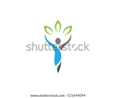 Health Logo Template #515694094