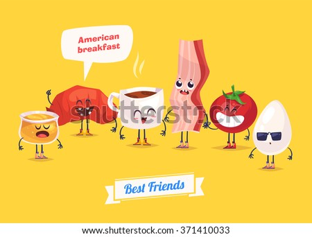 healthy breakfast funny