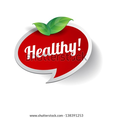 Healthy label vector