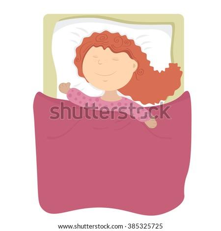 healthy sleep without nightmares