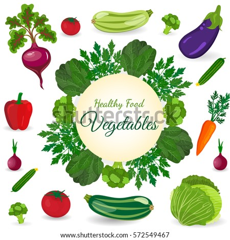 Healthy vegetables and vegetarian food banners on green blackboard. Fresh organic food, healthy eating vector background with place for text. organic natural realistic vegetable. farm product