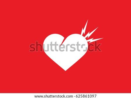 Heart Attack Logo