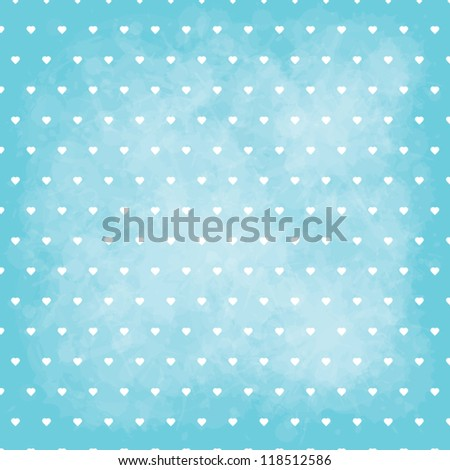 Heart background texture vector eps10