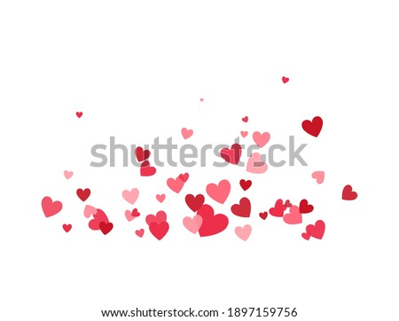 heart flying composition