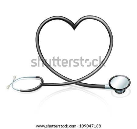 stock-vector-heart-health-concept-a-stethoscope-forming-a-heart-shape