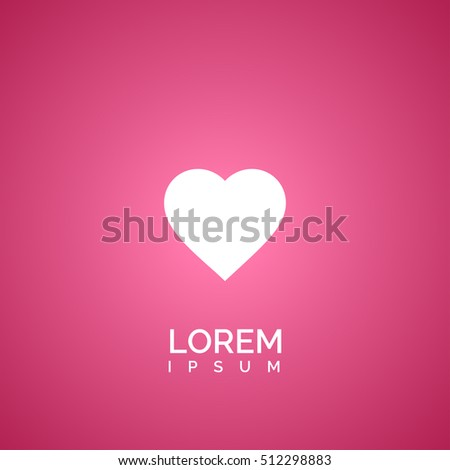 heart icon heart logo