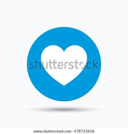heart icon romantic love