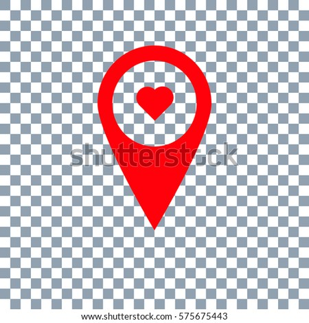 Royalty Free Stock Photos And Images Heart Location Valentines Day