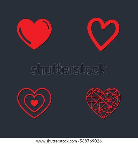 heart  love   valentine's day