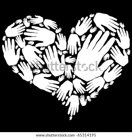 heart of white hands