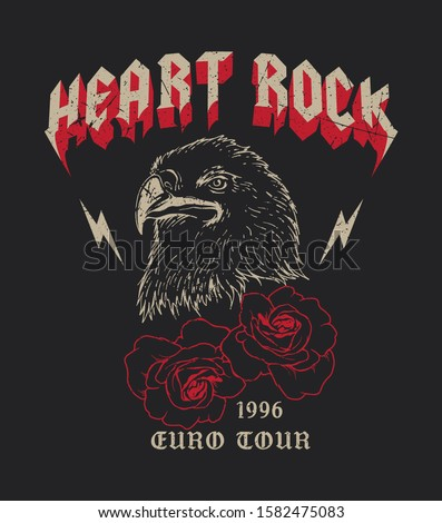heart rock euro tour 96 fake