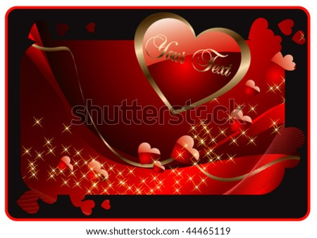 heart valentine. vector : heart valentine#39;s