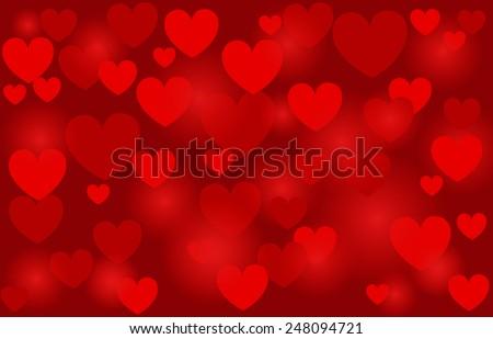 stock-vector-heart-vector-background