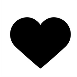 heart - Vector icon