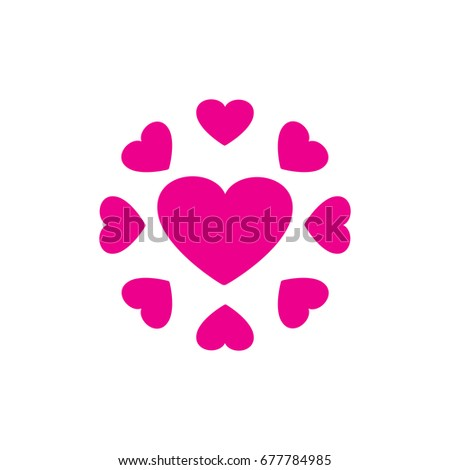 heart - Vector icon Heart Icon Vector / heart icon /heart - Vector icon