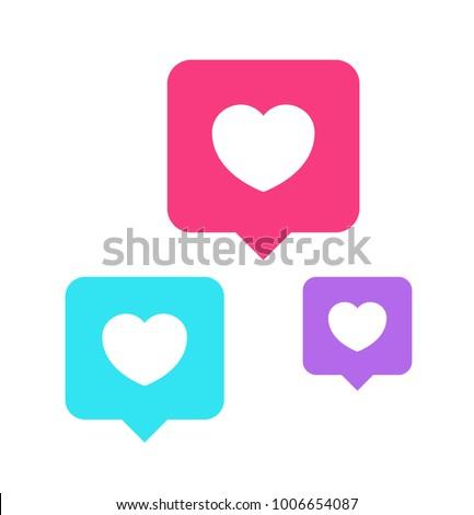 heart   vector icon heart sign