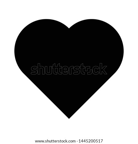 heart - Vector icon - Vector - Vector