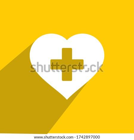 HEARTBREAKING ICON , HEARTSICK ICON VECTOR Stock photo ©