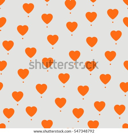 hearts like icon for social