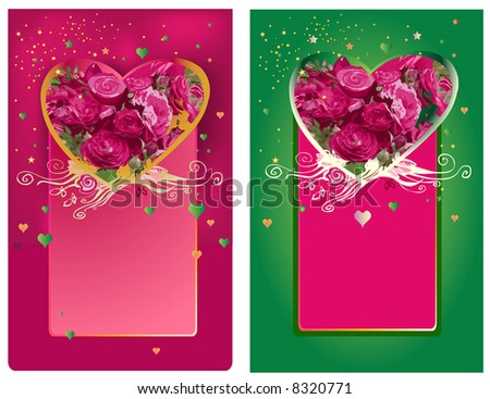 clipart hearts and roses. Clipart Hearts And Roses.