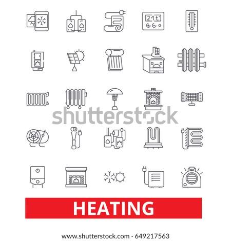 heating  hot  heart  radiator