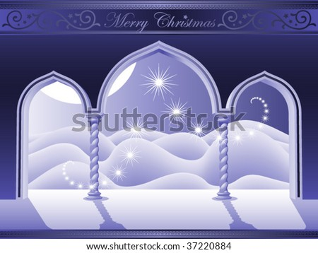 heavens door of christmas   put