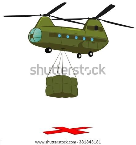 heavy military transport