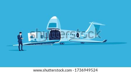 heavy transport plane is