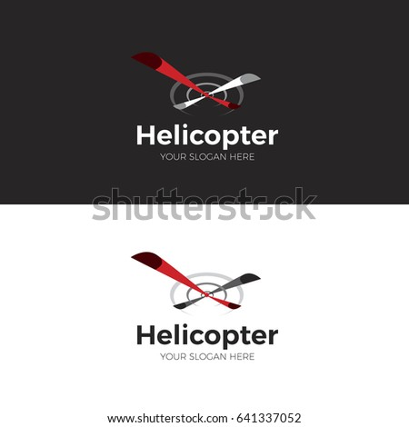 Helicopter Logo