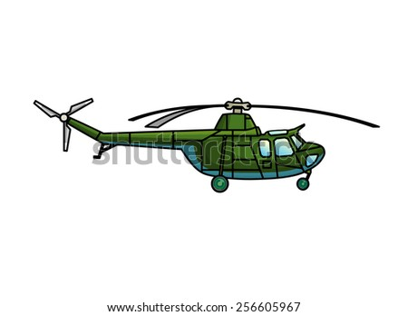 helicopter mi 1