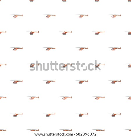 helicopter pattern seamless