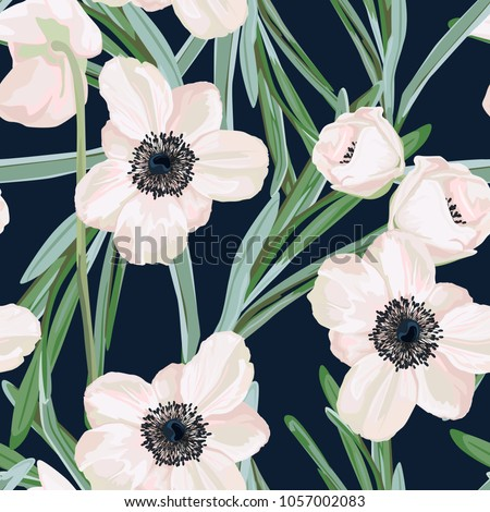 hellebore anemone christmas