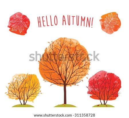 hello autumn  fall of the